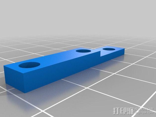 手动发电机 3D模型  图4