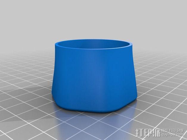 MSR AutoFlow重力过滤器外壳 3D模型  图3
