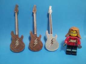 吉他 3D模型
