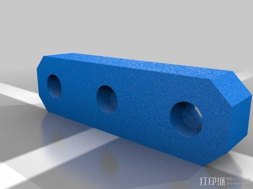 Vex机械爪 3D模型  图8