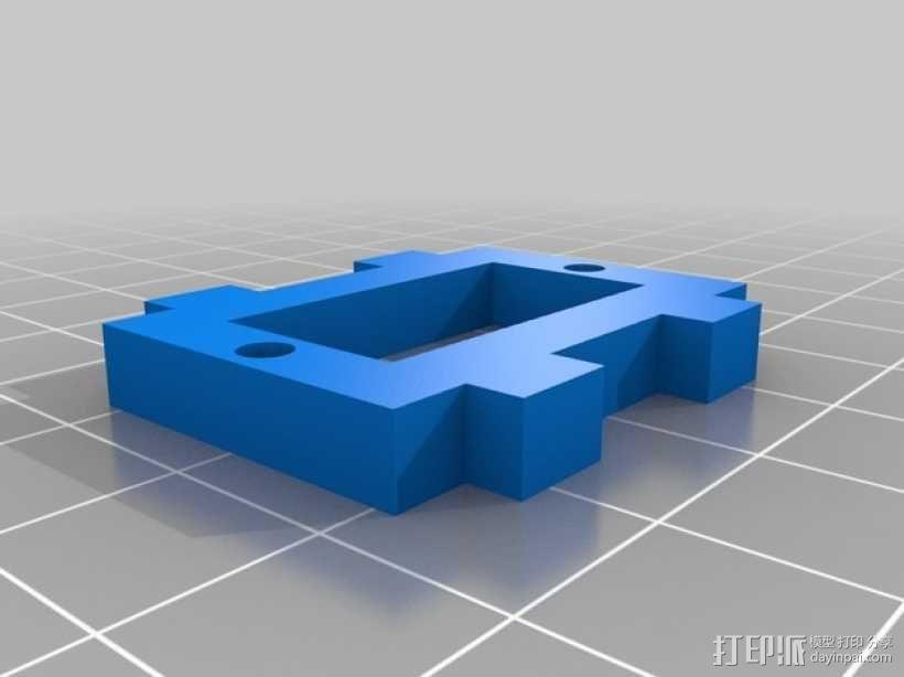 工业机器人  3D模型  图5