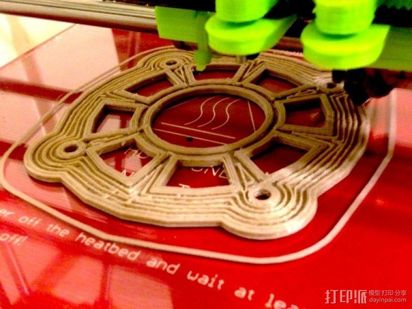工业机器人  3D模型  图25