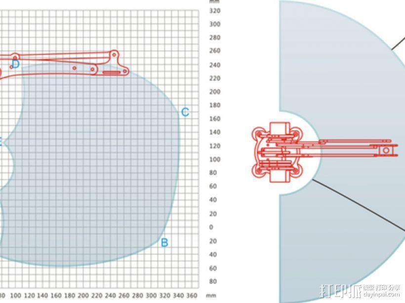 工业机器人  3D模型  图44