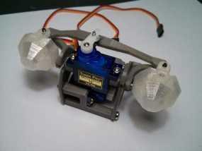 Dasaki 电子眼 3D模型