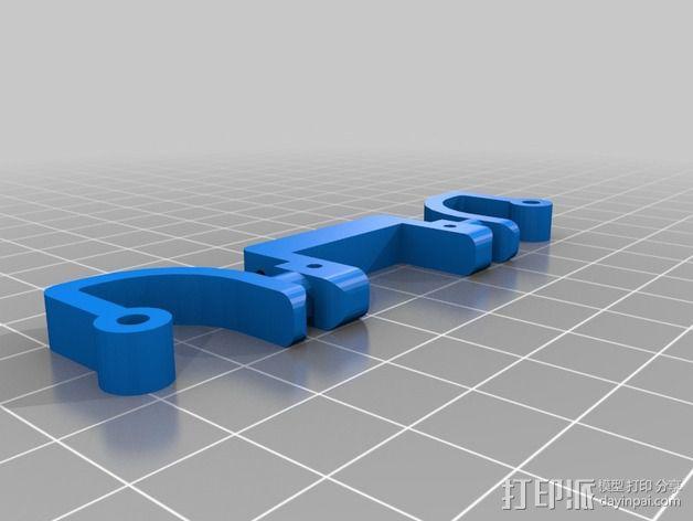 Dasaki 电子眼 3D模型  图2