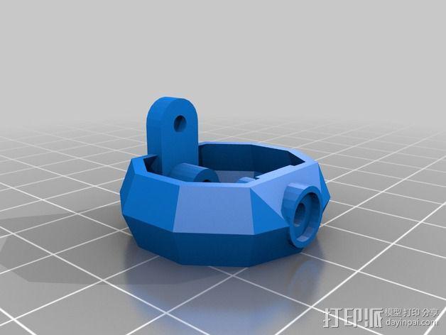 Dasaki 电子眼 3D模型  图7