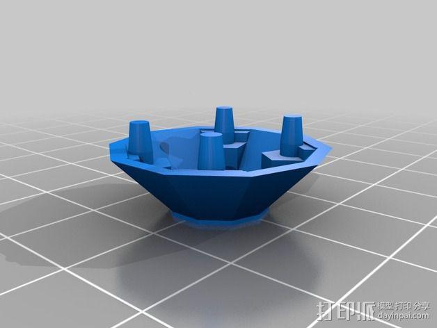 Dasaki 电子眼 3D模型  图8