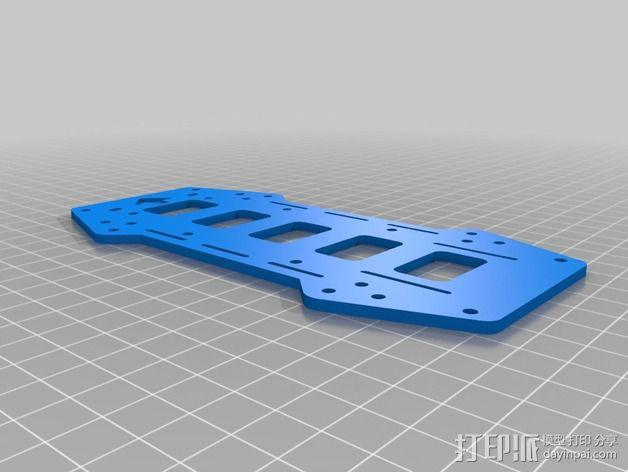 迷你FPV四轴飞行器 3D模型  图12