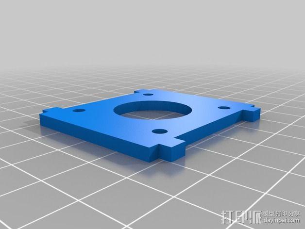 迷你FPV四轴飞行器 3D模型  图11