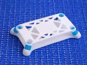 飞行控制器防振底座 3D模型