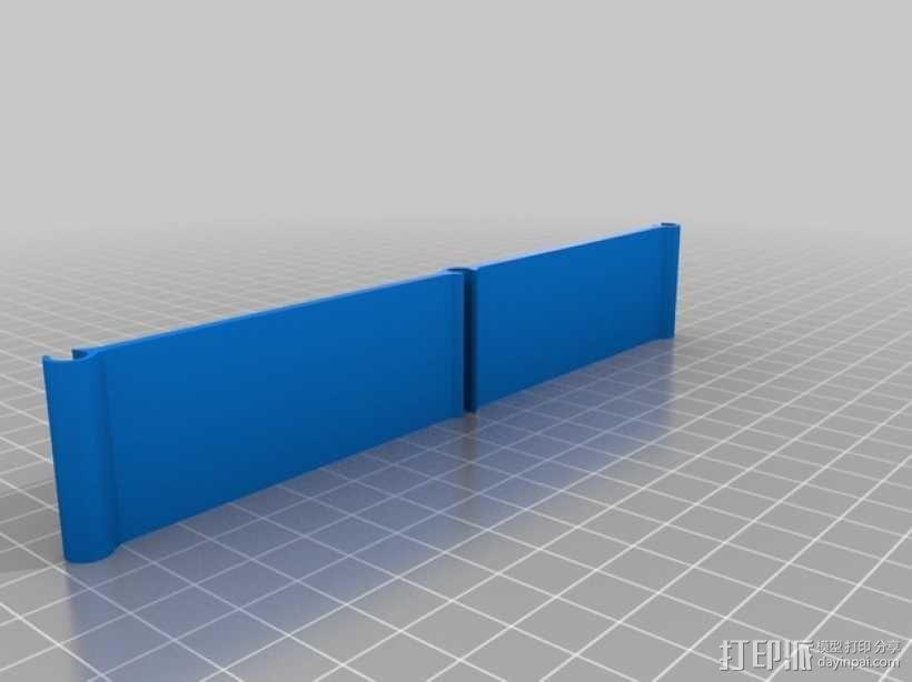 四轴飞行器 面板 3D模型  图8