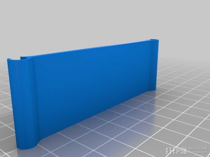 四轴飞行器 面板 3D模型  图10
