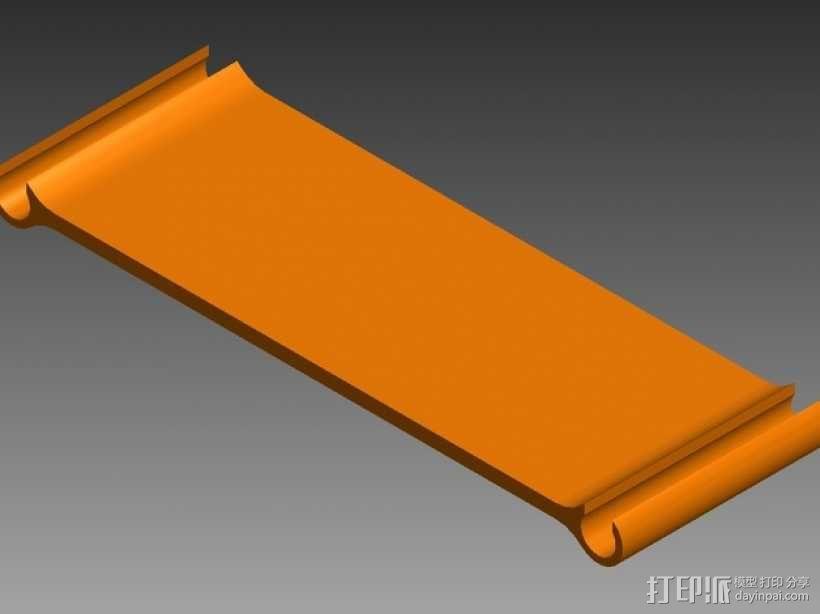 四轴飞行器 面板 3D模型  图9