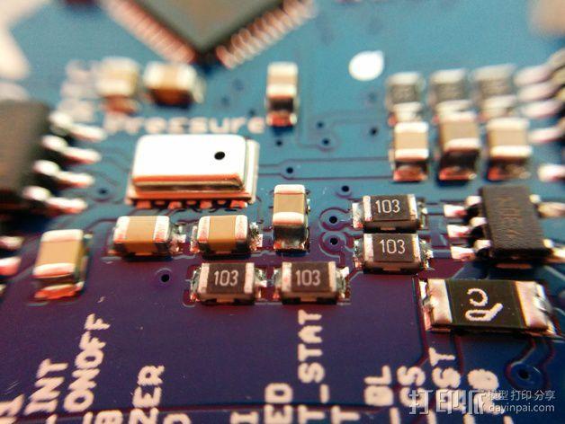 T400温度数据记录仪 3D模型  图30