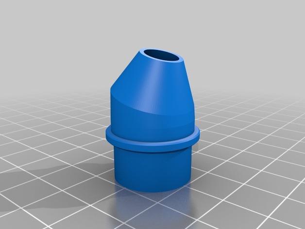 JetRo 水上喷气机器人 3D模型  图2
