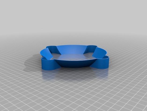 JetRo 水上喷气机器人 3D模型  图3