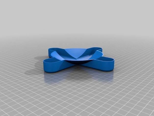 JetRo 水上喷气机器人 3D模型  图5
