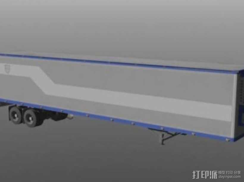 《变形金刚 》擎天柱 3D模型  图14