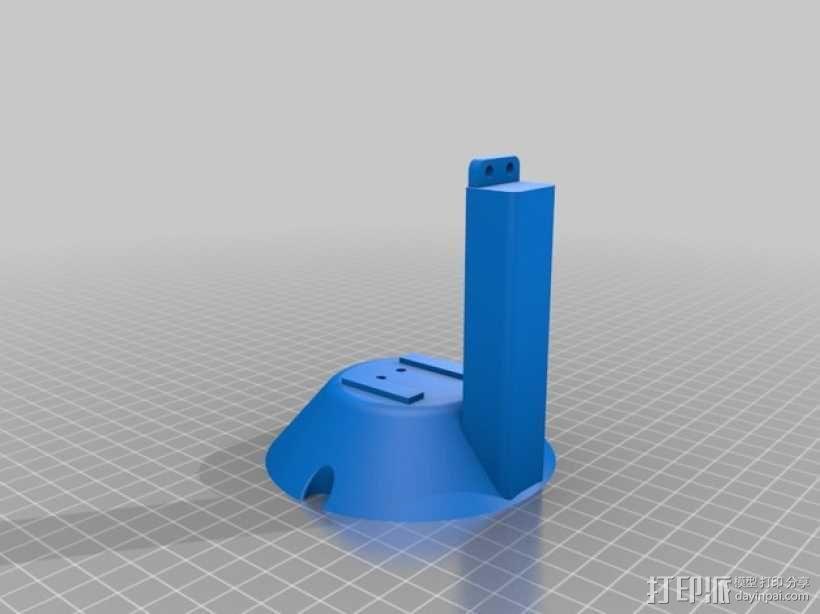 双臂机器人  3D模型  图13