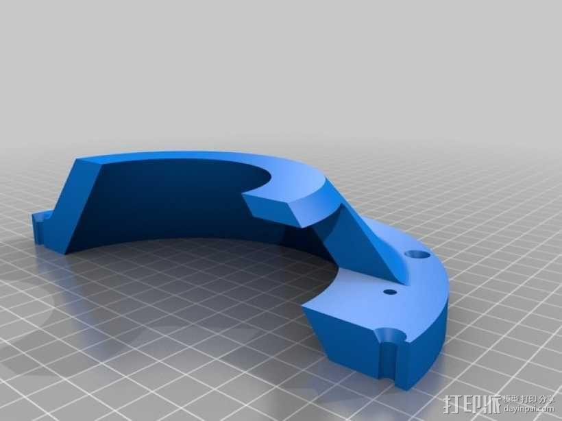 双臂机器人  3D模型  图14