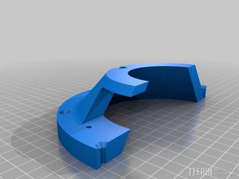 双臂机器人  3D模型  图15