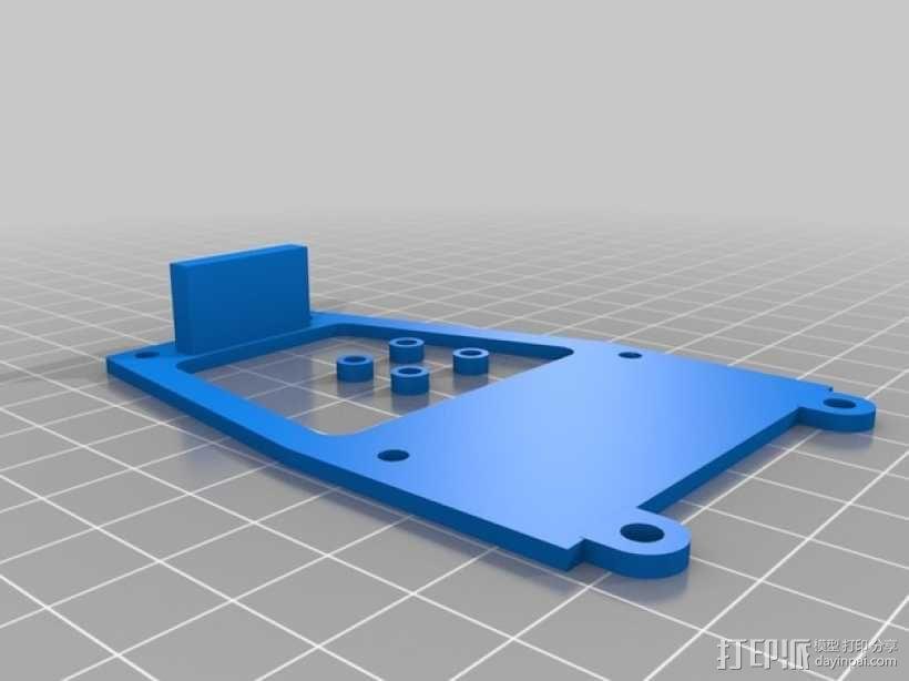 双臂机器人  3D模型  图16