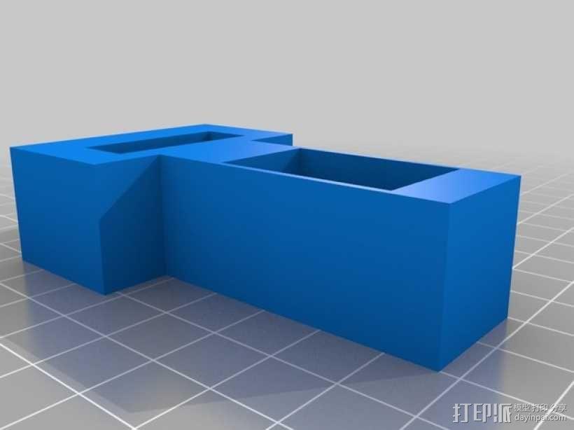 双臂机器人  3D模型  图17