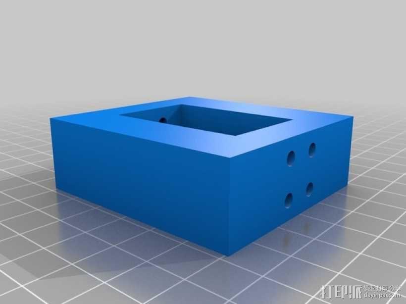 双臂机器人  3D模型  图18