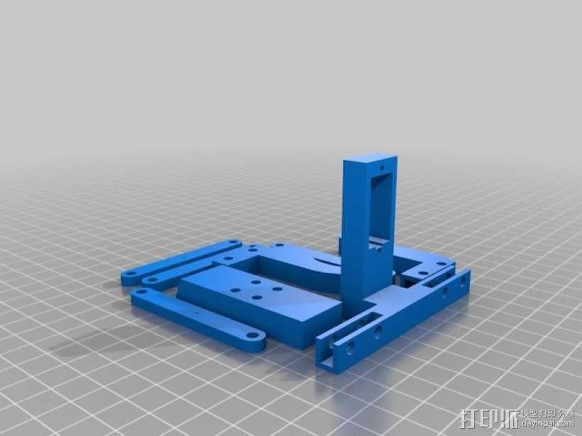 双臂机器人  3D模型  图20