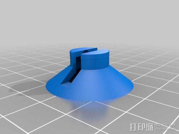 舞台灯光开关 3D模型  图5