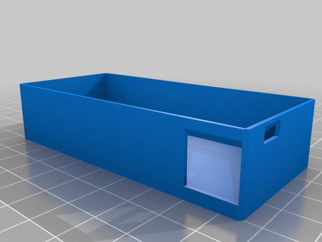 DIY USB 能源板 3D模型  图3