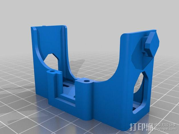 相机 灵活平衡环 3D模型  图12