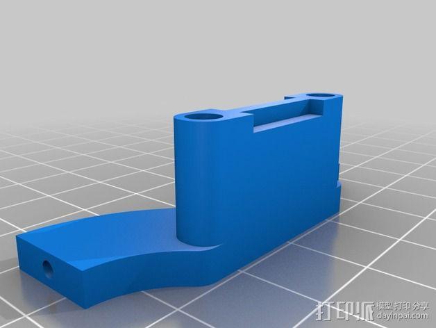 相机 灵活平衡环 3D模型  图14