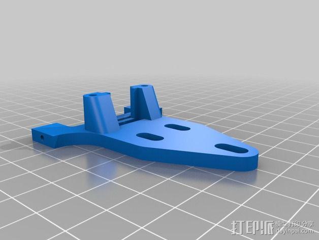 相机 灵活平衡环 3D模型  图18