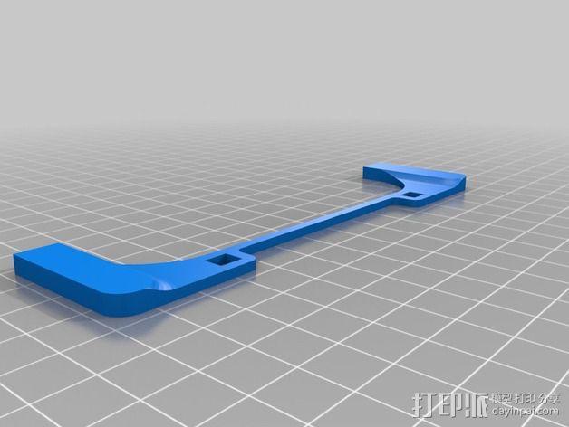 相机 灵活平衡环 3D模型  图16