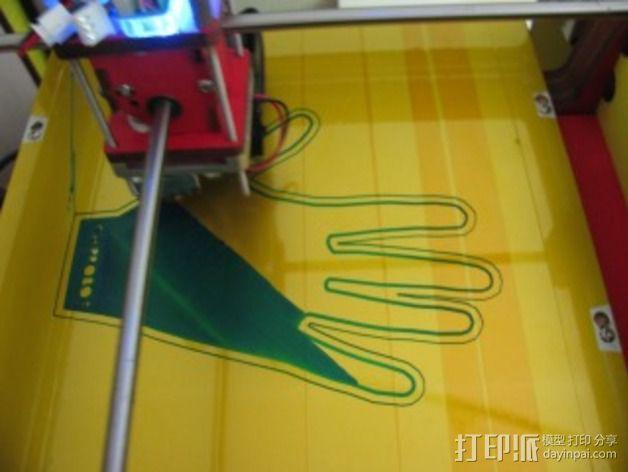 机械手 3D模型  图10