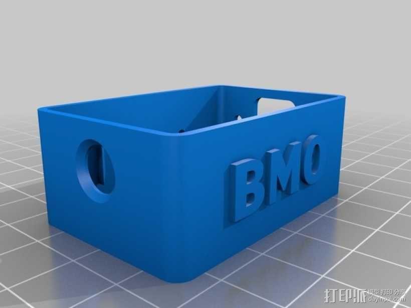 BMO游戏机 3D模型  图6