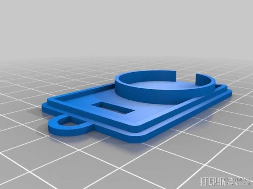 BMO游戏机 3D模型  图11