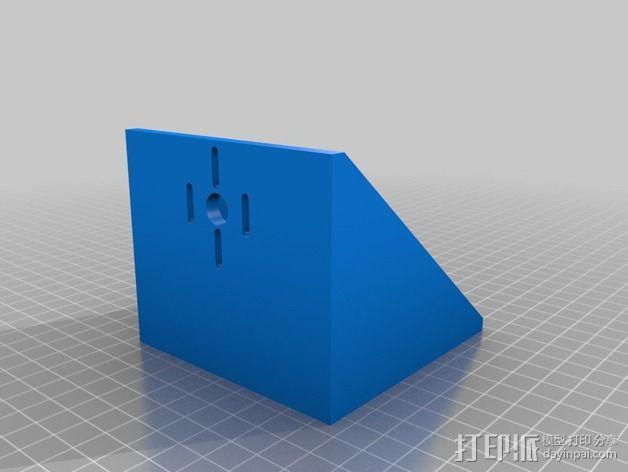 水上喷气机 3D模型  图3