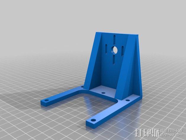 水上喷气机 3D模型  图6