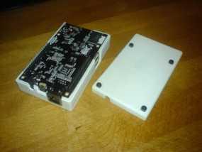 通用电路板外壳 3D模型