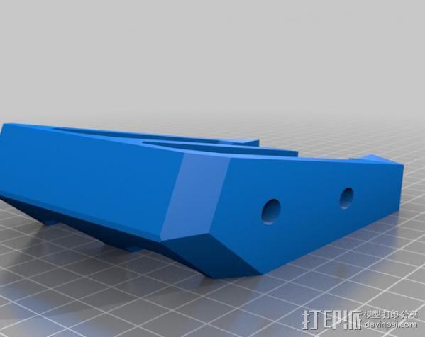 全打印尤克里里 3D模型  图6
