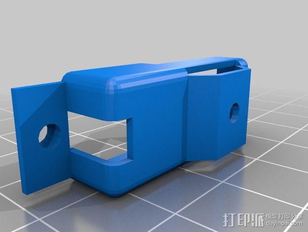 四足步行机器人 3D模型  图11
