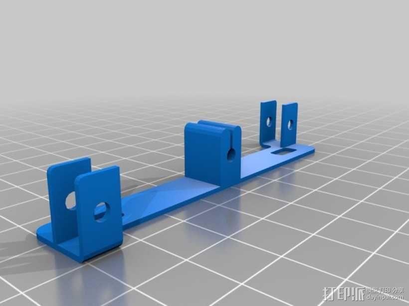 四足步行机器人 3D模型  图13