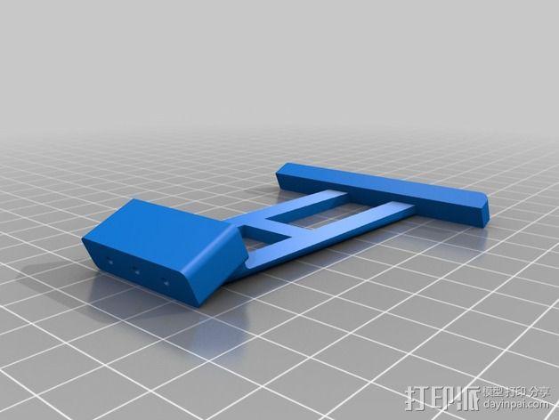 200QX四轴飞行器 3D模型  图5