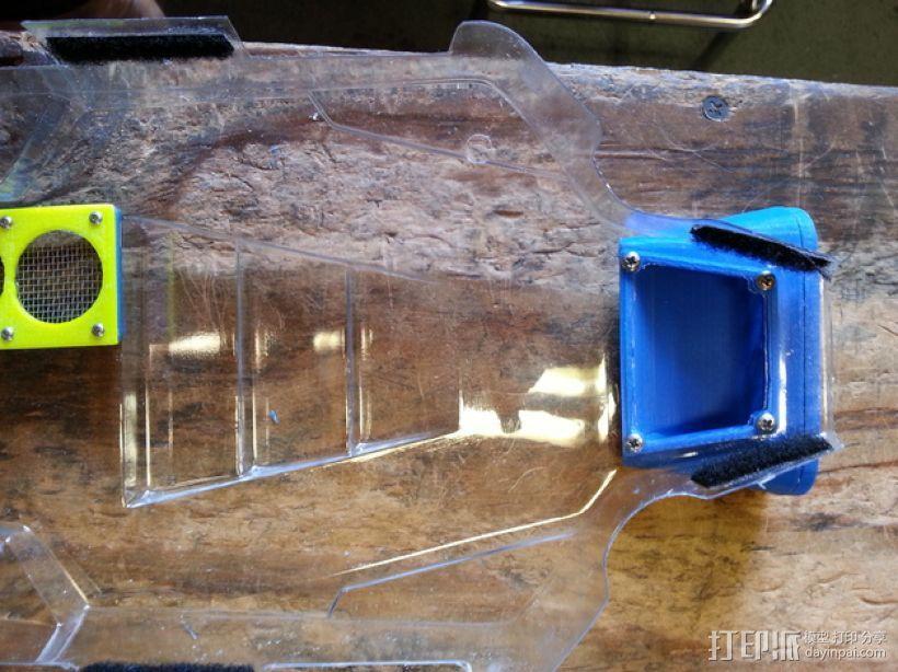遥控赛车进气口 3D模型  图7