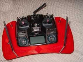 飞机遥控器 托架 3D模型