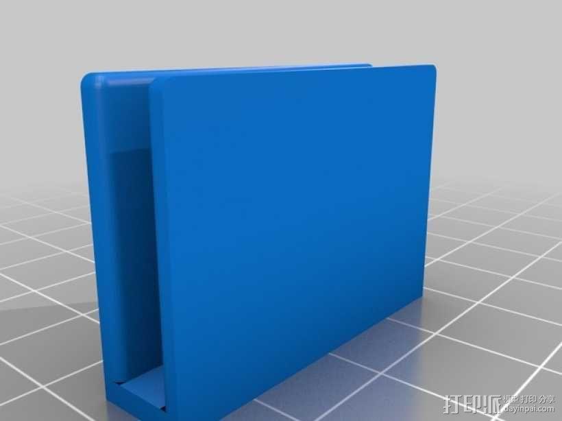 三角小凳 3D模型  图4
