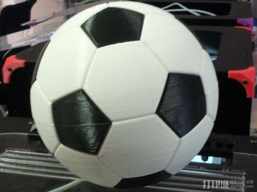 足球奖杯 3D模型  图1