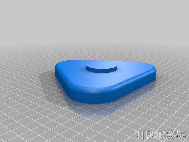 足球奖杯 3D模型  图5
